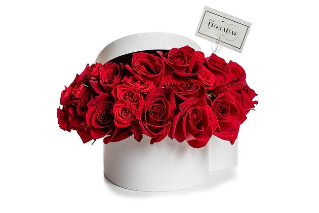 Flower Heart Roses
