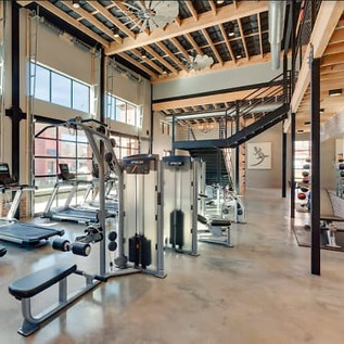 FITNESS CENTER AT TURNBERRY APARTMENTS