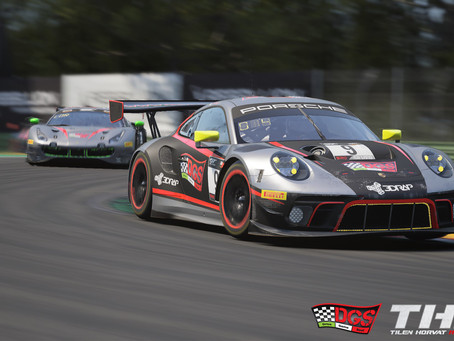 RACC-World GT3 Sprint Cup Round 1 - Caos Imolese