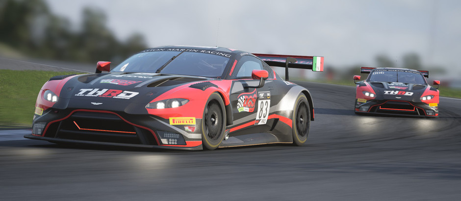RACC-World GT3 LongFun Round 2 - Nurburgring in salita