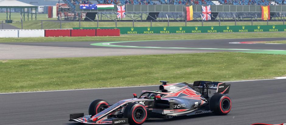 FRM - FORMULARACINGMASTERS F1 2020 ROUND 12: Gran Bretagna - Zero