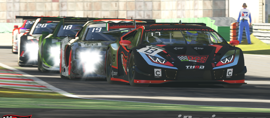 [ACI] Campionato Italiano Esport Gran Turismo iRacing AM Round 1 - Tanta sfortuna al debutto