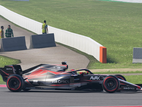 FRM - FORMULARACINGMASTERS F1 2020 ROUND 6: Spagna - Segnali positivi