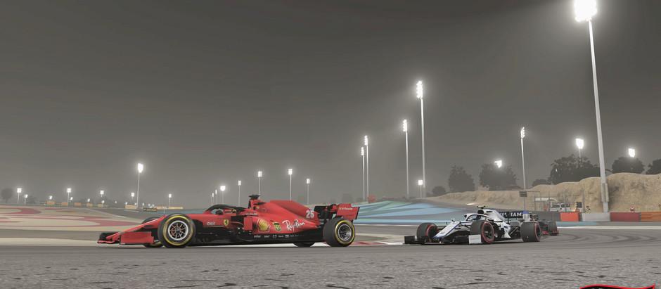 Virtual Pro Racing Elitè Cup Round 2 - Notte buia del deserto