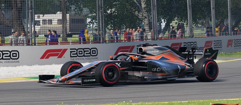 """FRM - FORMULARACINGMASTERS F1 2020 ROUND 1: Australia - """"L'inizio"""""""