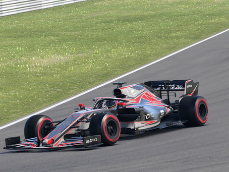 FRM - FORMULARACINGMASTERS F1 2020 ROUND 18: Giappone - Samurai