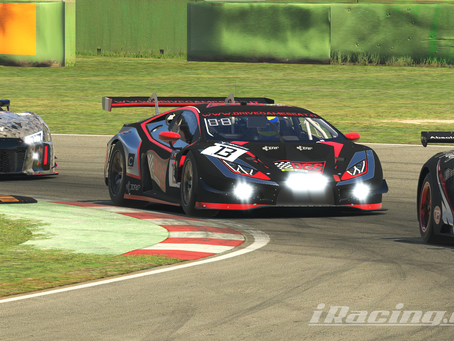 [ACI] Campionato Italiano Esport Gran Turismo iRacing AM Round 7 - Il gran finale