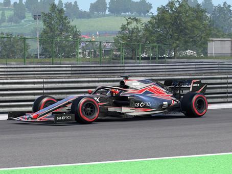 FRM - FORMULARACINGMASTERS F1 2020 ROUND 13: Ungheria - Due facce della stessa medaglia