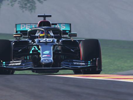 Virtual Pro Racing Elitè Cup Round 14 - Si torna alla normalità