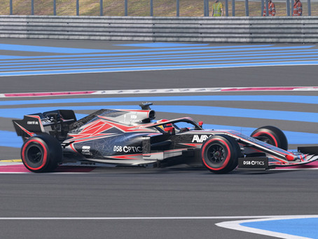 FRM - FORMULARACINGMASTERS F1 2020 ROUND 10: Francia - Duello in casa