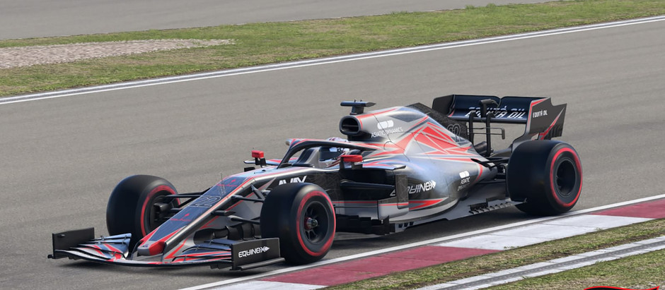 FRM - FORMULARACINGMASTERS F1 2020 ROUND 4: Cina - A piccoli passi