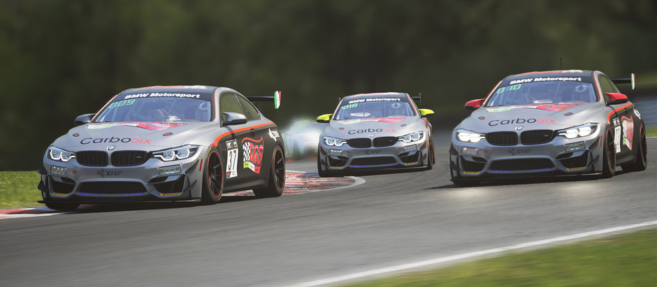 RACC-World GT4Fun Round 3 - The Catch and The Hatch