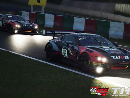 RACC-World GT3 LongFun Round 1 - DGS pigliatutto!