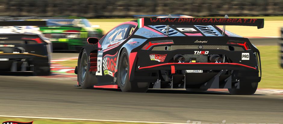 "[ACI] Campionato Italiano Esport Gran Turismo iRacing AM Round 4 - ""I am stupid"""