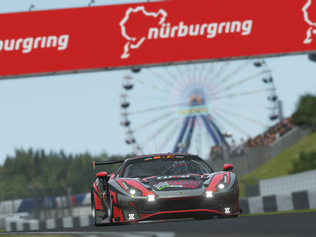 Virtual Endurance Championship 6 hours of Nurburgring - Bad luck