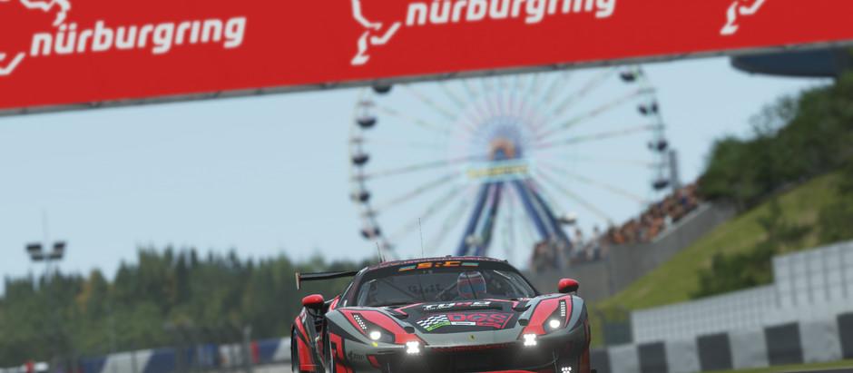 Virtual Endurance Championship 6 hours of Nurburgring - Bad luck