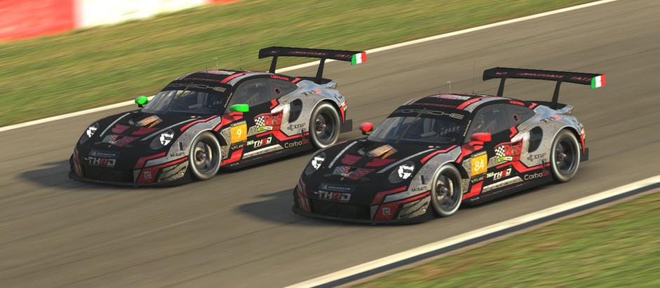 e-Racing Series European Endurance Championship Round 4 Nurburgring - DGS domina in terra Tedesca!