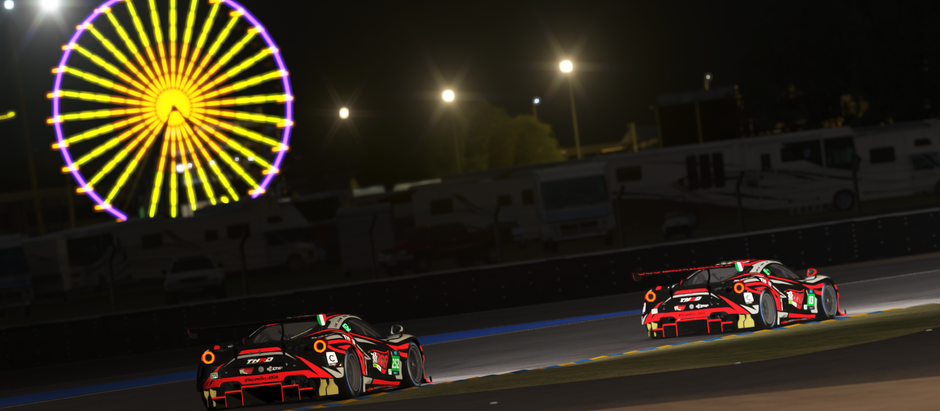 Virtual Endurance Championship 24 hours of Le Mans - The Grand Finale & Farewell
