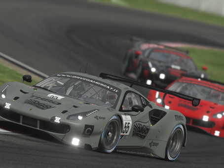 Hat trick for DriveGameSeat RT at the 4 hours of Suzuka by SRM