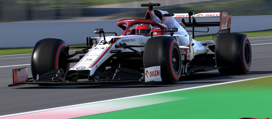Enosia Gaming F1 Race 4 Spain - Connection Problem