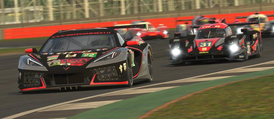 SimRacingLeague IMSA Round 5 - Silverstone amaro