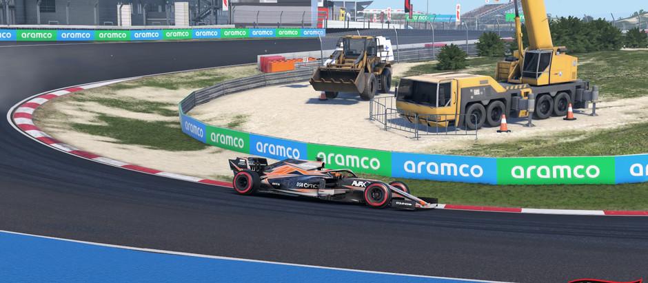 FRM - FORMULARACINGMASTERS F1 2020 ROUND 4: Olanda - Alla ricerca di uno spiraglio
