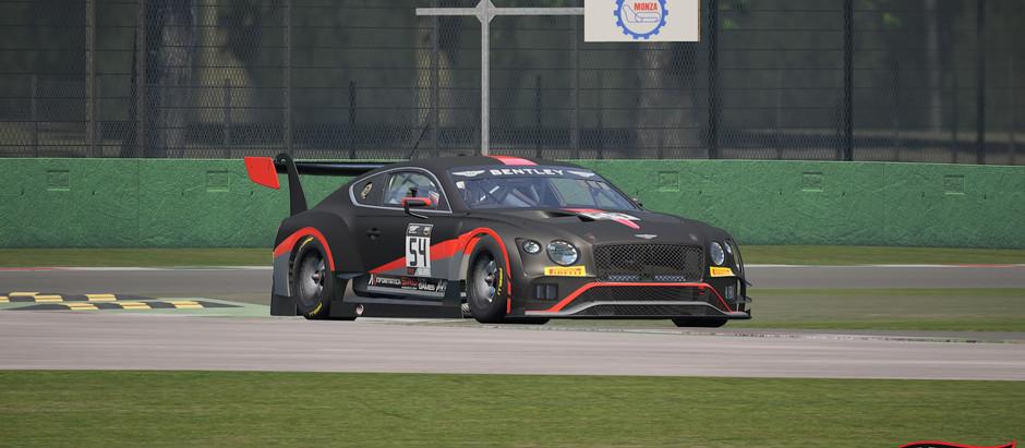 Formula Nation GT World Challenge Round 1: Monza (Endurance) - I tre tenori