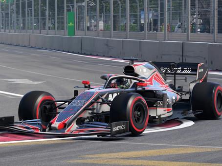 FRM - FORMULARACINGMASTERS F1 2020 ROUND 8: Azerbaijan - Domanda di riserva?
