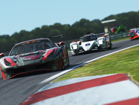 Virtual Endurance Championship 6 hours of NOLA - Smooth operators
