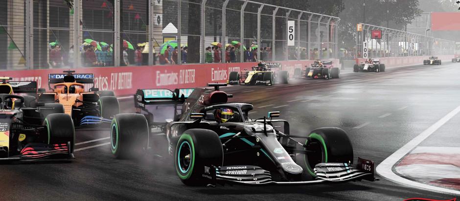 Virtual Pro Racing Elitè Cup Round 8 - Parkour