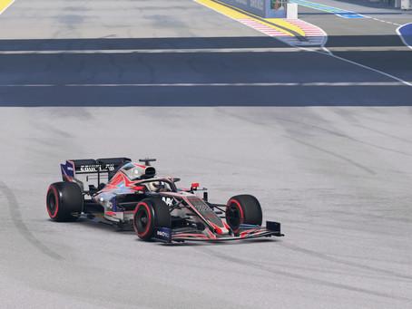 FRM - FORMULARACINGMASTERS F1 2020 ROUND 16: Singapore - Una stella che non brilla