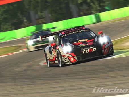 e-Racing Series European Endurance Championship Round 3 Monza - Ottimo risultato viste le difficoltà