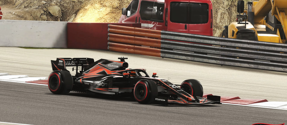 "FRM - FORMULARACINGMASTERS F1 2020 ROUND 2: Bahrain - ""Notte da incubo"""