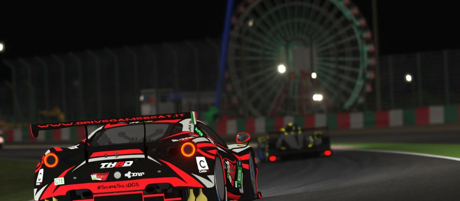 Virtual Endurance Championship 6 hours of Suzuka - Clean performances