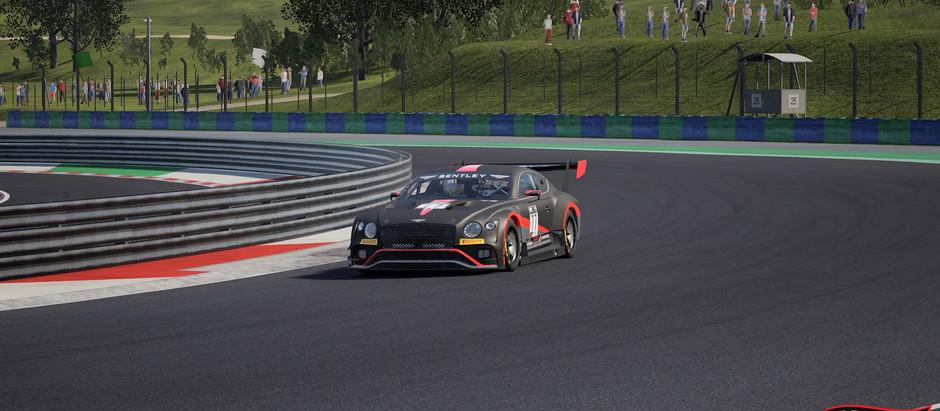 Formula Nation GT World Challenge Round 8: Hungaroring (SPRINT) - Lo sprint finale
