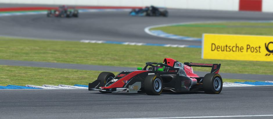 e-Racing Series Formula Tatuus Round 2 - Half disaster
