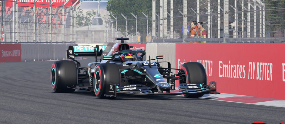 Virtual Pro Racing Elitè Cup Round 3 - Pista nuova, solita sfortuna