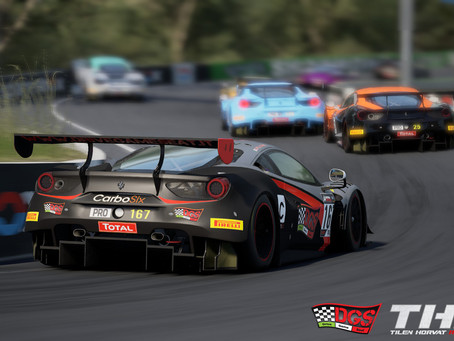 SFR Italia Campionato ACC GT3 Round 4 - Resoconto positivo