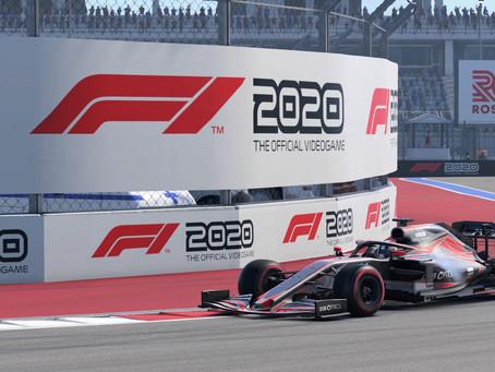 FRM - FORMULARACINGMASTERS F1 2020 ROUND 17: Russia - Coprifuoco dalla zona punti