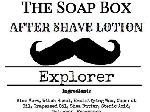 Explorer Aftershave Lotion
