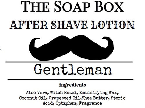Gentleman Aftershave Lotion