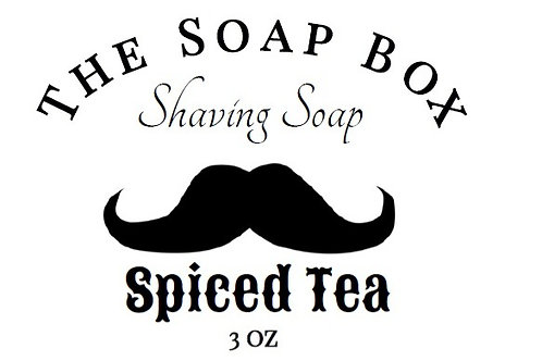 Spiced Red Tea Shave Soap