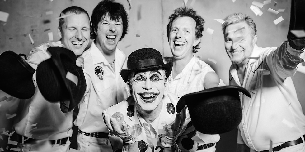 CONCERT: The Adicts (UK) + support