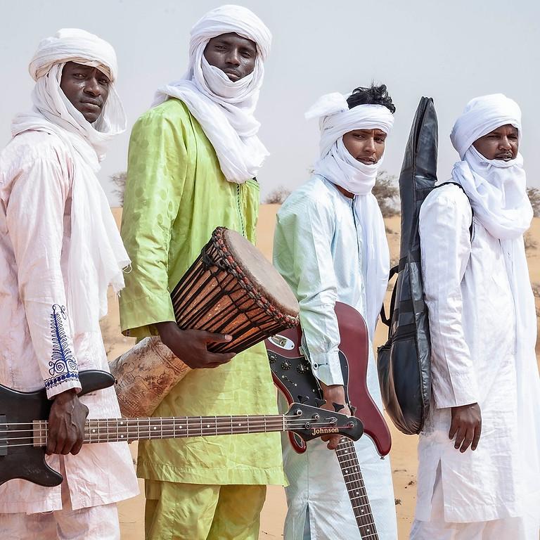 CONCERT: FREE -  TisDass (Niger)