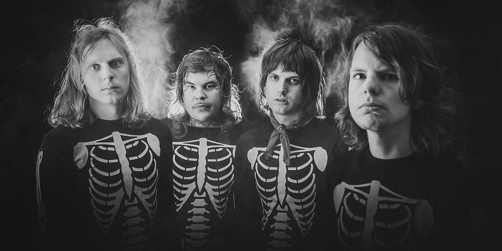 CONCERT - HALLOWEEN SPECIAL: The Dahmers