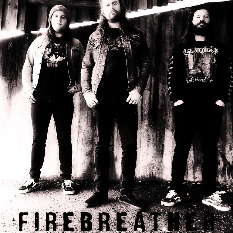 FREE SHOW: FIREBREATHER // Live at Plan B - Malmö