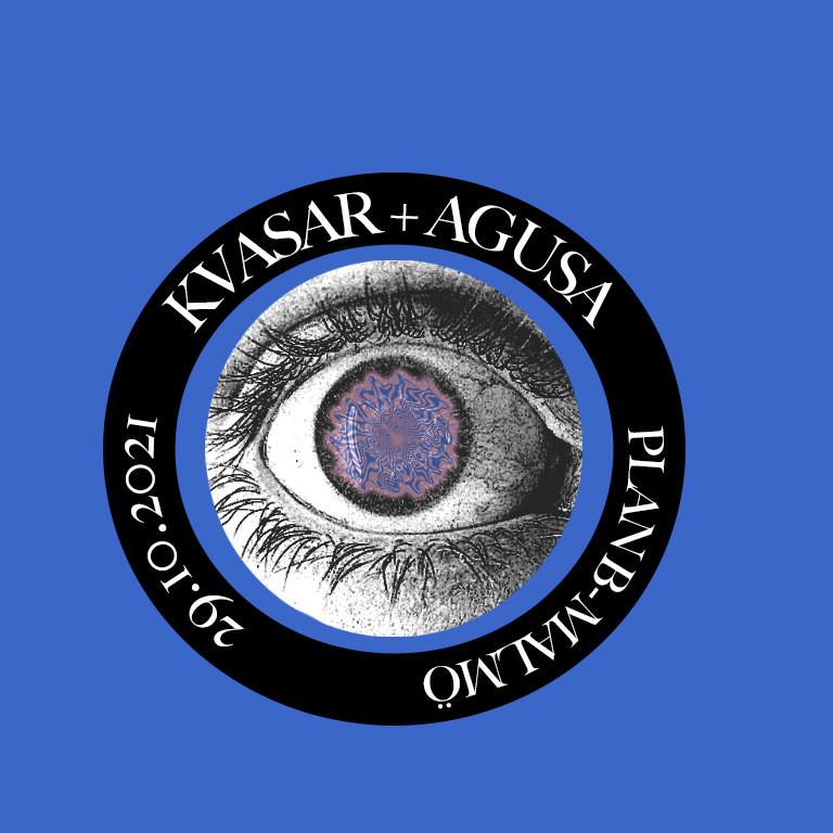 CONCERT: Kvasar + Agusa