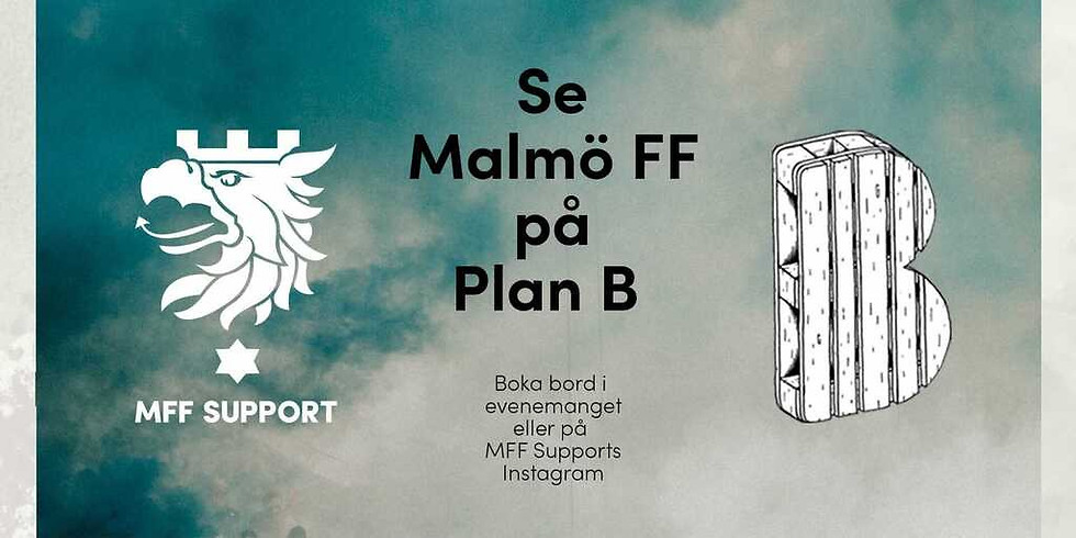 MFF på Plan B!