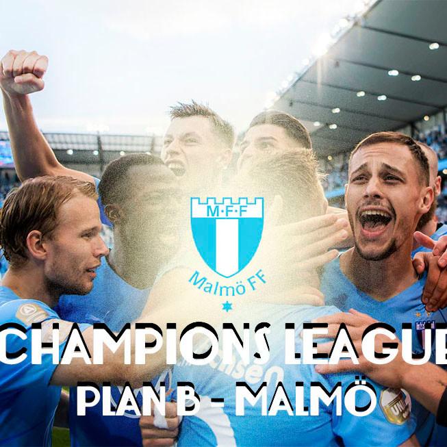 Champions League på Plan B!