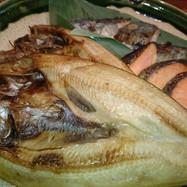 焼き魚大皿